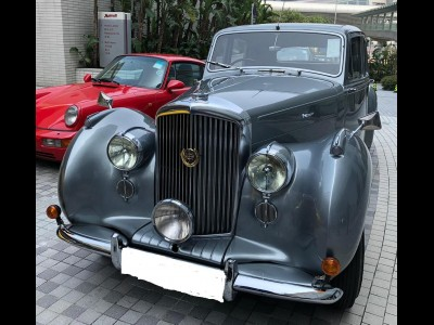 BENTLEY R ,賓利 Bentley,1954,GREY 灰色,5,3802