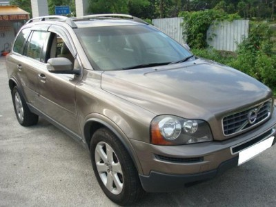 XC 90 TSE,富豪 Volvo,2010,GREY 灰色,7,