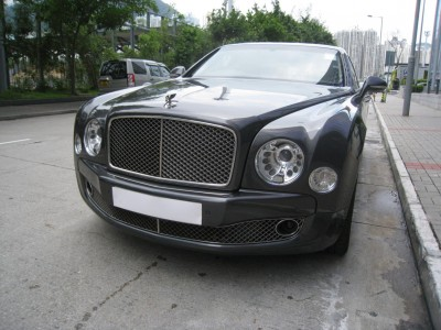 Bentley MULSANNE MDS