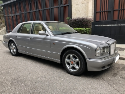Bentley Arnage Rreen Label