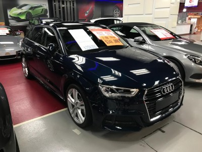 Audi A3 1.4T SPORTBACK