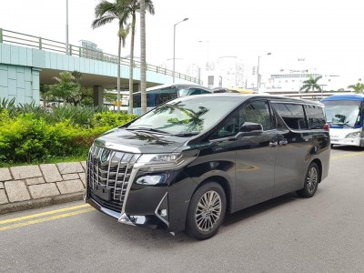 豐田 ALPHARD EXECUTIVE LOUNGE S
