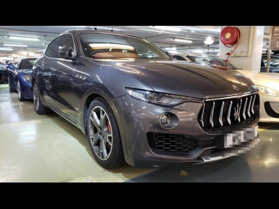 Maserati  levante S gransport