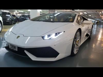 LP 610 4 huracan,林寶堅尼 Lamborghini,2015,WHITE 白色,2
