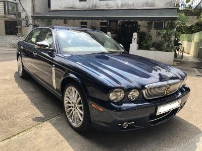 Jaguar Daimler super V8 LWB