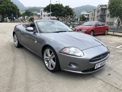 Jaguar XK8 4.2 convertible