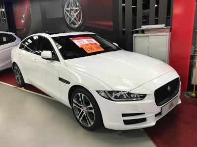 XE 20T,積架 Jaguar,2016,WHITE 白色,,