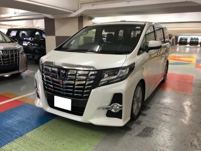 豐田 alphard 3.5 SAC