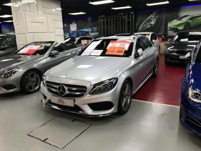 Mercedes-Benz C200 AMG