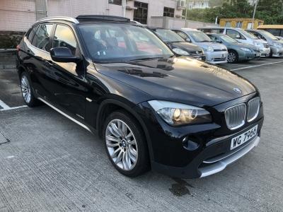 X1 XDRIVE25IA,寶馬 BMW,2010,BLACK 黑色,5
