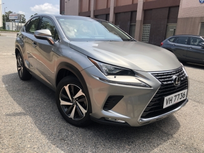Lexus NX300 ultimate