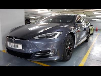 model S P100d,特斯拉 Tesla,2017,GREY 灰色,5,