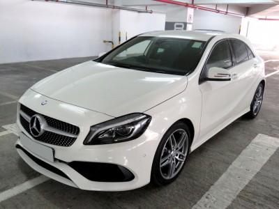 Mercedes-Benz A200 FL