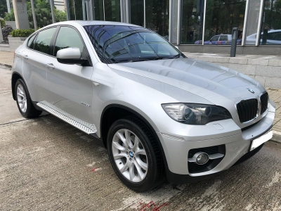 X6 35IA,寶馬 BMW,2010,SILVER 銀色,4