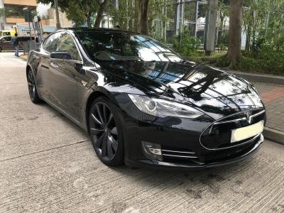 MODEL S 85D,特斯拉 Tesla,2015,BLACK 黑色,5