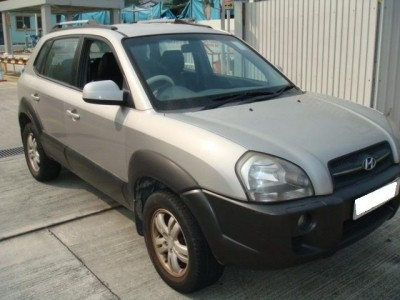 TUCSON 2.0,現代 Hyundai,2006,SILVER 銀色,5,
