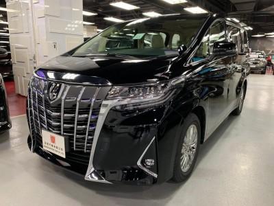 ALPHARD FACELIFT 3.5 GF,豐田 Toyota,2020,BLACK 黑色,7,C113 / C168938
