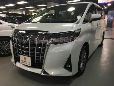 ALPHARD FACELIFT 3.5 GF,豐田 Toyota,2020,WHITE 白色,7,C168939