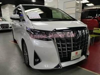 ALPHARD 3.5 ROYAL LOUNGE,豐田 Toyota,2019,WHITE 白色,4,C111 / C166223