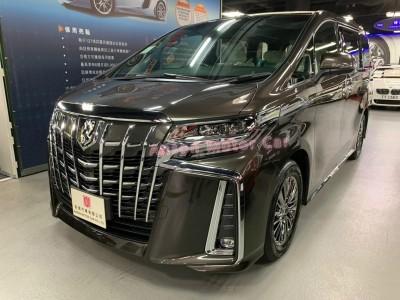 ALPHARD 3.5 EXECUTIVE LOUNGE S,豐田 Toyota,2019,BROWN 啡色,7,C147 / C168253