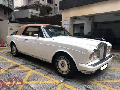 Rolls Royce CORNICHE CONV