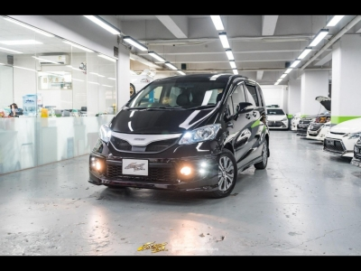 Freed Hybrid Mugen,本田 Honda,2013,BLACK 黑色,6