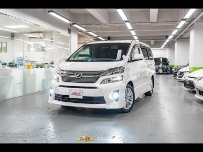Vellfire 2.4Z Facelift,豐田 Toyota,2013,WHITE 白色,7