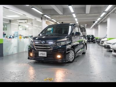 Voxy Hybrid V Modellista,豐田 Toyota,2015,BLUE 藍色,7