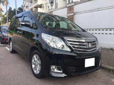 Toyota Alphard 3.5