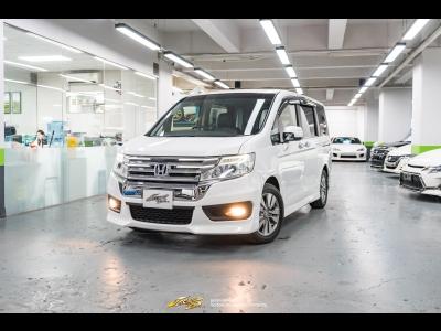 Stepwgn Spada Z Facelift,本田 Honda,2013,WHITE 白色,8