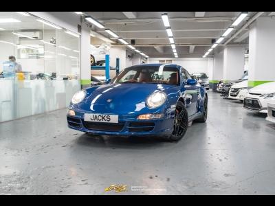 保時捷 911 Carrera 4S Coupe 997