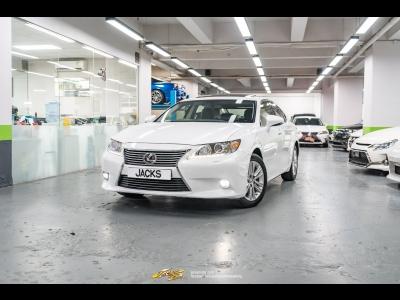 ES250 Ultimate,凌志 Lexus,2015,WHITE 白色,5