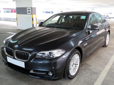寶馬 520D Saloon Efficient Performance