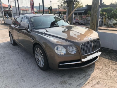 宾利 Continental Flying Spur