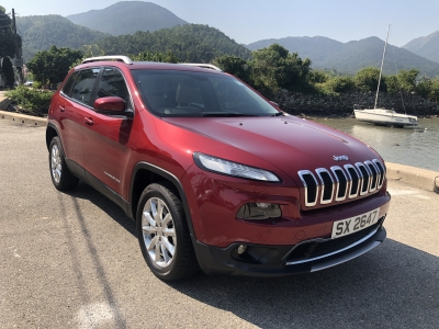 Jeep Cherokee limited 2.4