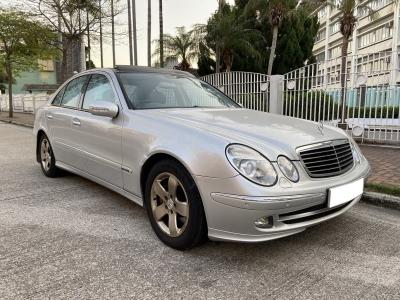 Mercedes-Benz E350 AV
