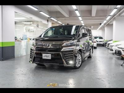 豐田 Vellfire 2.5 ZA Facelift