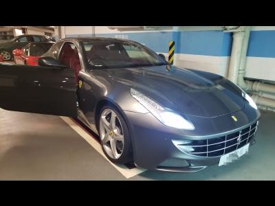 FF,法拉利 Ferrari,2012,GREY 灰色,4