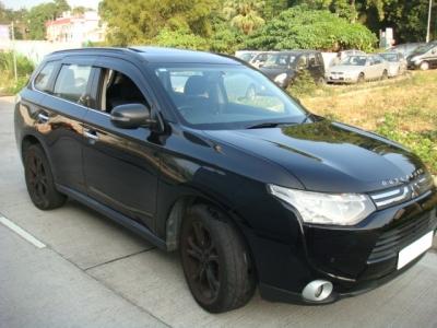 OUTLANDER 2.0 CVT,三菱 Mitsubishi,2013,BLACK 黑色,7