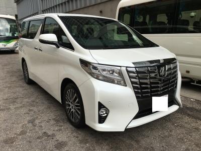 ALPHARD Executive Lounge,豐田 Toyota,2015,WHITE 白色,7