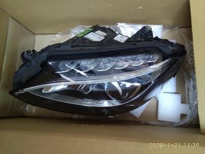 照明系統,C250 ESTATE ,Mercedes Benz - LH light,