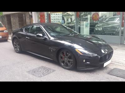 Maserati  Granturismo GTS