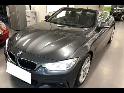 BMW  428I CAB M SPORT