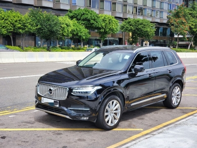 XC90 T6 INSCRIPTION,富豪 Volvo,2015,BLACK 黑色,7