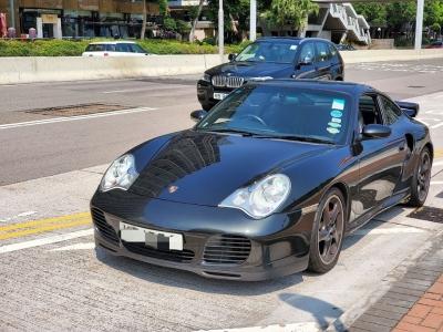 保時捷 996 TURBO X50