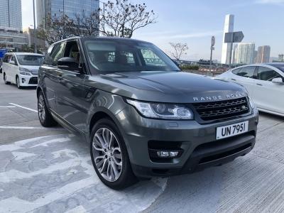 Land Rover  Range Rover Sport 5.0 S/C Dynamic