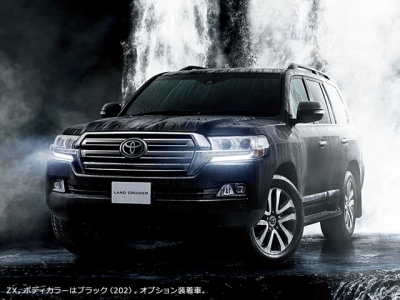 Toyota Landcruiser 200