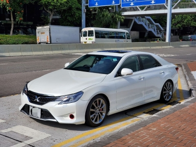 豐田 mark x