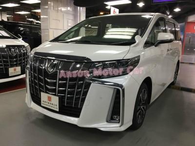 ALPHARD 3.5 SC,豐田 Toyota,2020,WHITE 白色,7,C014 / C171316