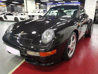 993 CARRERA,保時捷 Porsche,1997,BLACK 黑色,,C477 / C171348